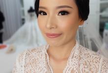 Feli Wedding by Theiya Makeup Artistry