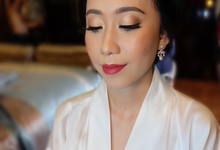 Gianayu Engagement by Theiya Makeup Artistry
