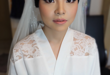 Florentia Wedding by Theiya Makeup Artistry