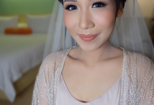 Sherly Wedding by Theiya Makeup Artistry