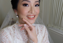 Silvy Wedding by Theiya Makeup Artistry
