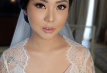 Jeanne Wedding by Theiya Makeup Artistry