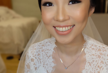 Isadora Wedding by Theiya Makeup Artistry