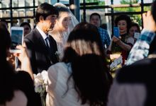 The wedding of Mr Tan and Gou Sha by The Limitless Moment