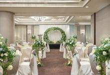 Symphony Ballroom by Rendezvous Hotel Singapore