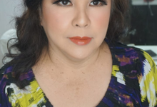 Mother of the Bride/Groom: Mrs. Jeje by Theresia Feegy MUA