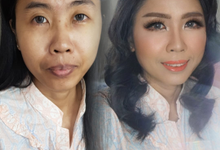 18.03.2019: MS FAFA by Theresia Feegy MUA