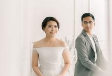 PRE WEDDING: MS. ELSA by Theresia Feegy MUA