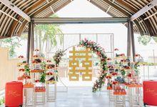 S & E Wedding by The Samata
