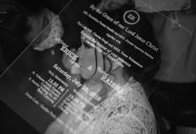 Transparan - Geometric Wedding Erick Raisha by theSerenade Organizer