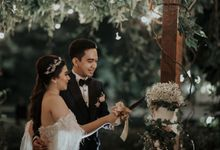 Rustic Wedding Ala Dania Egar by theSerenade Organizer