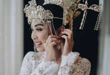 New Normal Betawi Wedding ala Zhavira Sergi by theSerenade Organizer