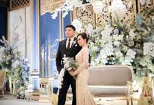 Wedding Reception Saras Vodi by theSerenade Organizer