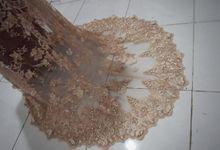 Reception Kebaya For Lidya Santalia by Arthaputri Atelier