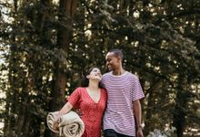 True Love isnt Found Its Built - the Engagement Session of Katherine & Githinji by Trivio Pictures