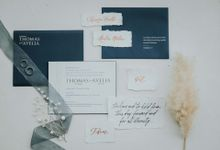 THOMAS & AVELIA WEDDING by Enfocar