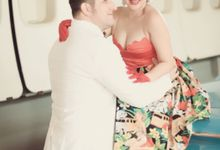 Prewedding of Rossy & Emir  by Selie Jesse
