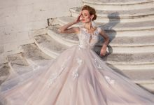 Luxury Princess Ball silhouette Gown Dafna wedding dress by DevotionDresses