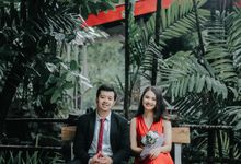 Nabiel & Lala Wedding by Brodewijk