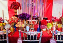 Celebration Under the Big Top by Atelier Emmanuel