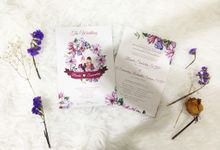 Riando & Sumorindang Wedding Invitation by Paperstory
