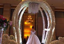 Allesandro & Nita by Isabella Wedding Organizer