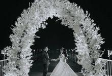 Renko & Cindy by Isabella Wedding Organizer
