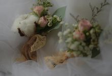 Harianto and Cindy Wedding by Liliane Florist Jakarta