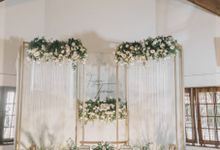 The Wedding of Fajar & Tiara by Elior Design