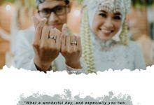 Wedding Tiara & Rizaldi by Horizon Wedding