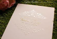 Tiara & Zusmi by Vinas Invitation
