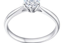 Tiaria Forever Diamond Engagement Ring by TIARIA
