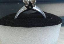 Tiaria Solitaire Diamond Ring by TIARIA