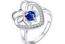 Tiaria Glamour Ring Series 1 by TIARIA