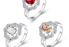 Tiaria Glamour Ring Series 2 by TIARIA