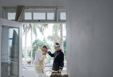 Wedding Of Tiffana & Jafry by Villa Srimanganti