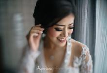 Wedding of Soenarto and Melie by Tiffany Roselin Makeup Artist