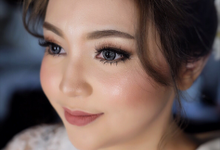 Diana Wedding Make-up by Tiffany Roselin Makeup Artist