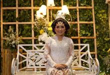 the wedding of siska and fahmi by tiffany wo