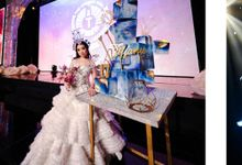 Tiffany Sweet 17th Birthday Dress (Hunger Games) by Yenny Lee Bridal Couture