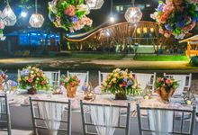 Standard Dinner Reception by Tijili Benoa Hotel