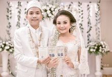 Tika & Aldo | Wedding by Kotak Imaji