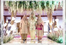 Pernikahan Tika & Aulia Nendia Primarasa by Nendia Primarasa Catering