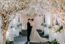 Tingfen - Arief & Sheila by State Photography