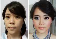 Make Over by Beauty by Decha