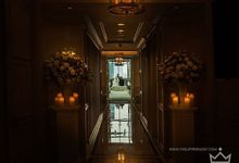 Peter & Shinta Wedding at Plaza Suite by Grand Hyatt Jakarta