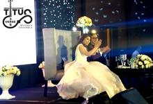 Jojo and Charm Wedding by Titus 3 Verse 5 Musique Ensemble