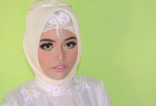 Wedding Makeup (Akad only) by Tiyas Makeup
