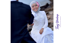 Prewedding Makeup by Tiyas Makeup