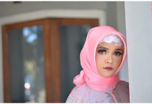 Engagement Makeup by Tiyas Makeup